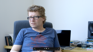 Interviewing Marco Raaphorts, a sound designer that releases a lot of his work under a Creative Commons license.