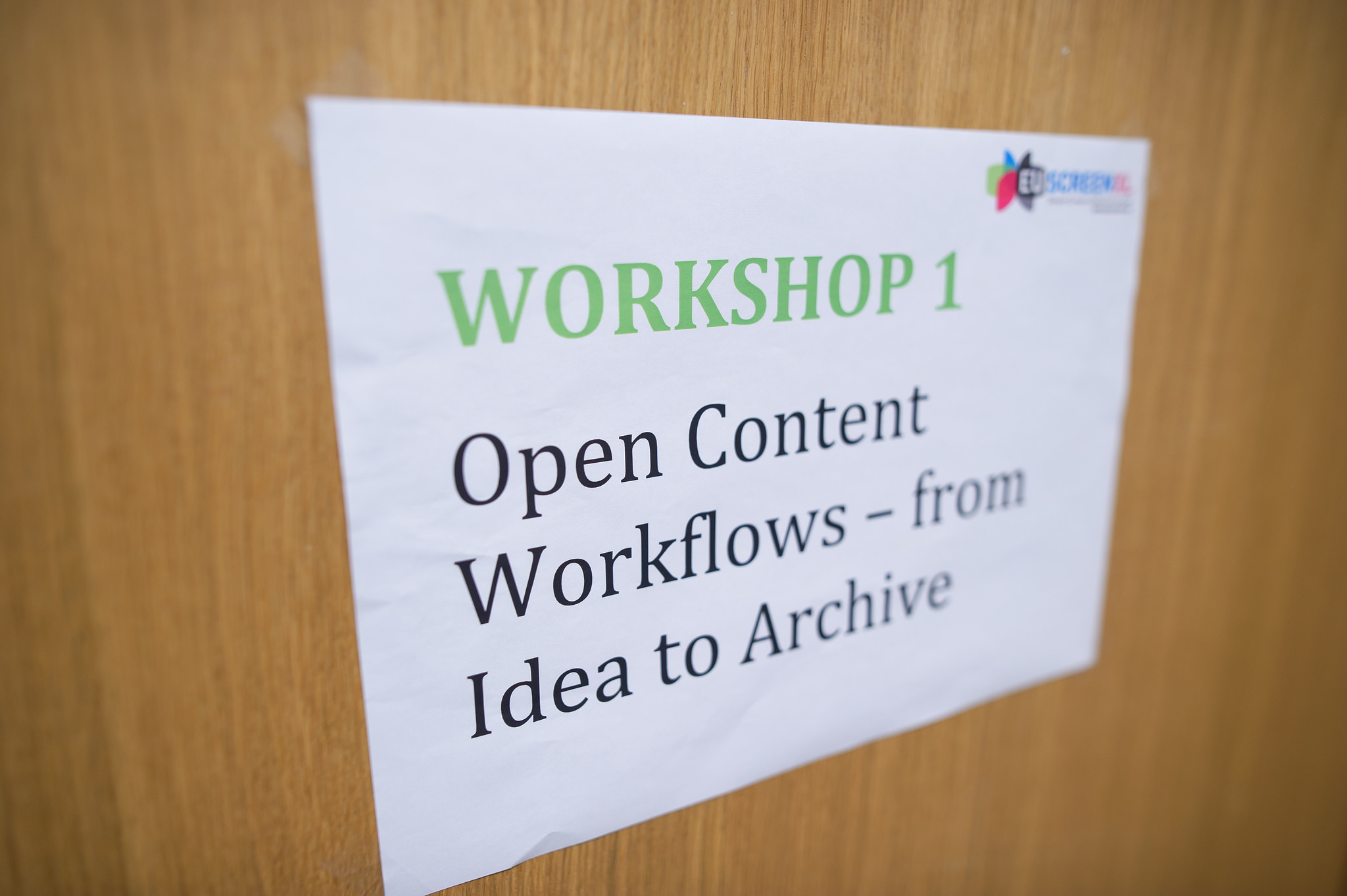 Open Content Workshop